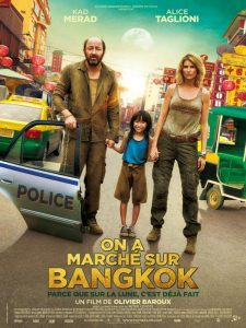 "Affiche du film ""Bangkok, We Have A Problem!"""
