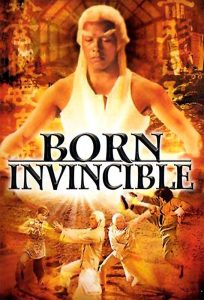 "Affiche du film ""Born Invincible"""